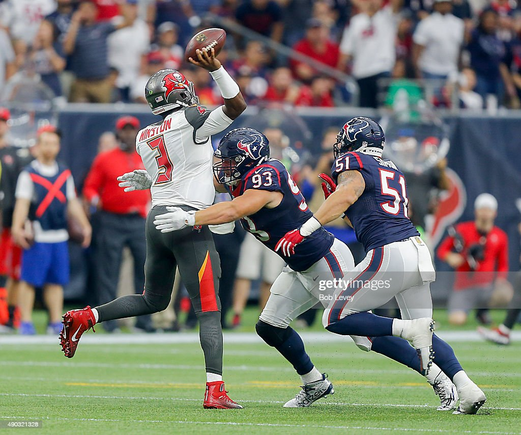 Tampa Bay Buccaneers v Houston Texans : News Photo