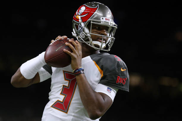 new styles 7ea1c 15411 Tampa Bay Buccaneers v New Orleans Saints Photos and Images ...