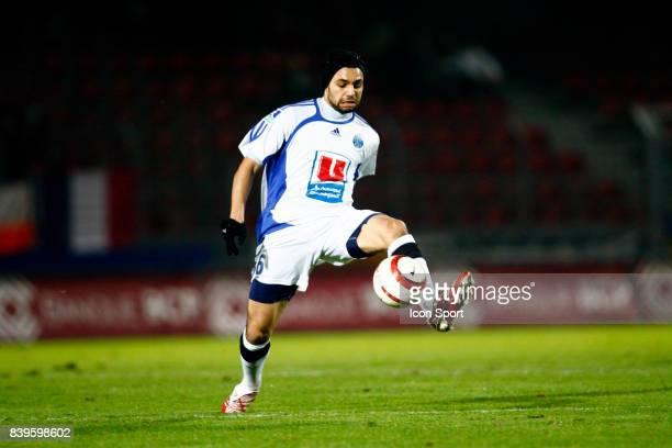 Jamel AIT BEN IDIR - - Creteil / Le Havre - 23e journee de Ligue 2,