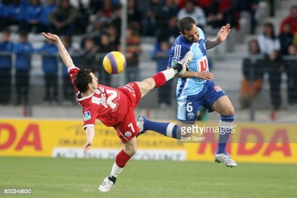 Jamel AIT BEN IDIR - - Montpellier / Le Havre - 36 eme journee de Ligue 2,