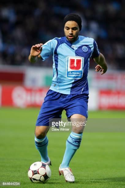 Jamel AIT BEN IDIR Le Havre / Monaco 12e journee Ligue 1 Photo Dave Winter / Icon Sport
