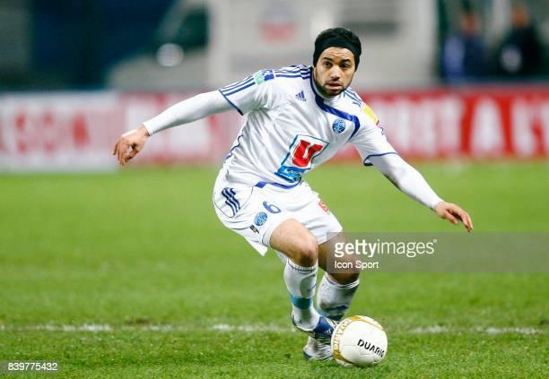 Jamel AIT BEN IDIR Troyes / le Havre 26e journee Ligue 2