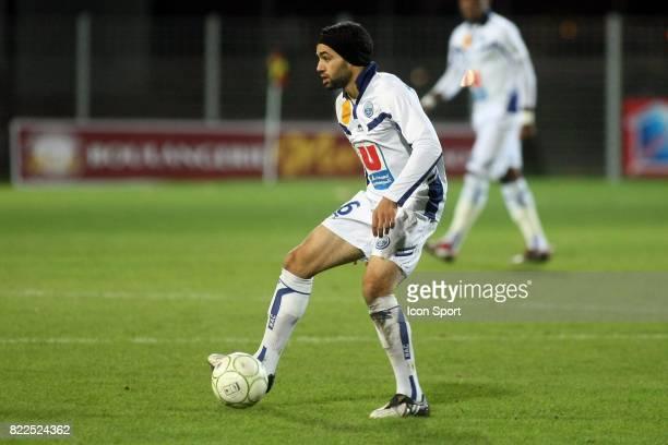 Jamel AIT BEN IDIR - - Arles Avignon / Le Havre - 14eme journee de Ligue 2 -