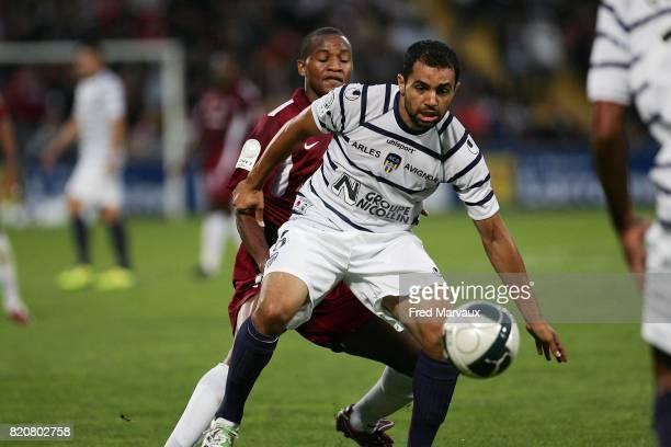 Jamel AIT BEN IDIR Metz / Arles Avignon 2e journee de Ligue 2