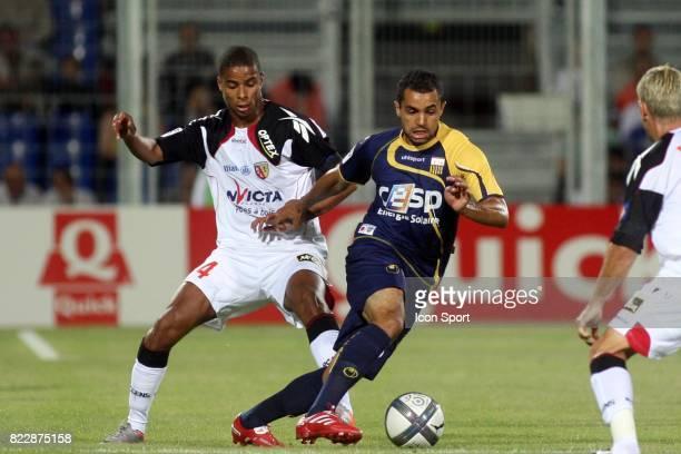 Jamel AIT BEN IDIR Arles Avignon / Lens 2eme journee de Ligue 1 Parc des Sports Avignon