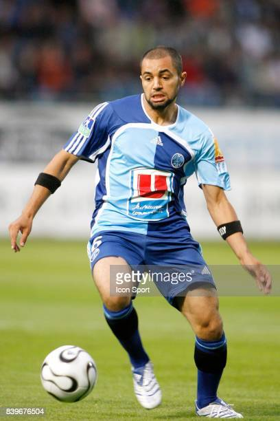 Jamel AIT BEN IDIR - - Le Havre / Nantes - 4eme journee de Ligue 2 -