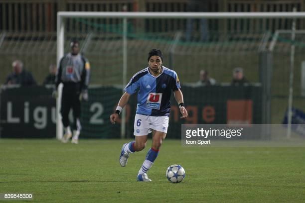 Jamel AIT BEN IDIR Sete / Le Havre 28eme journee de Ligue 2