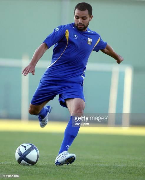 Jamel BEN IDIR Arles Avignon / Frejus Match amical Arles