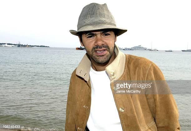 Jamel Debbouze during 2005 Cannes Film Festival Day 3 Jamel Debbouze in Cannes France