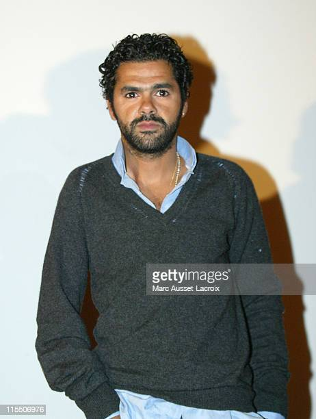 Jamel Debbouze during 'Indigenes' Paris Premiere at UGC Normandy Theater in Paris France