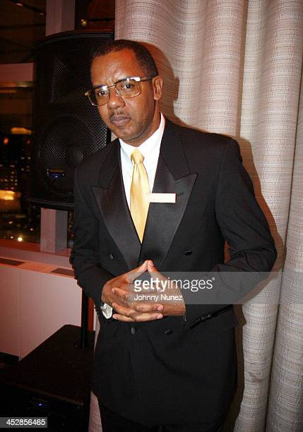 Jamel Shabazz during Rush East New York Celebration Hosted By Russell Simmons at Time Warner Center in New York City New York United States