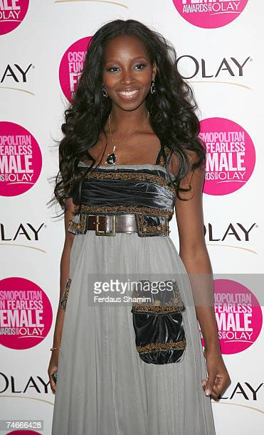 Jamelia at the Bloomsbury Ballroom in London United Kingdom