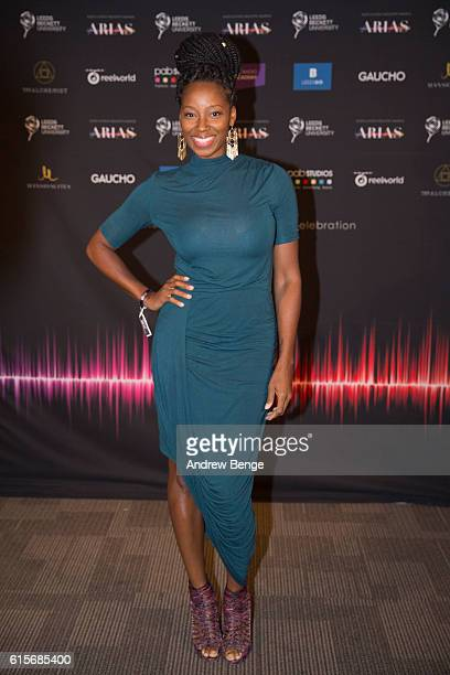 Jamelia attends the Audio Radio Industry Awards at First Direct Arena Leeds on October 19 2016 in Leeds England