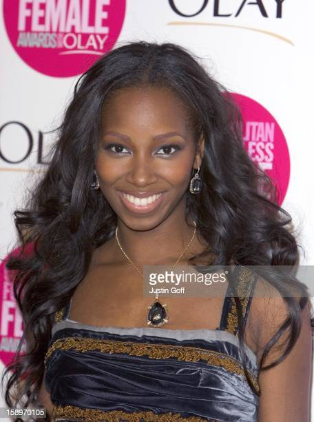 Jamelia Attends The Cosmopolitan Fun Fearless Female Awards With Olay At London'S Bloomsbury Ballroom