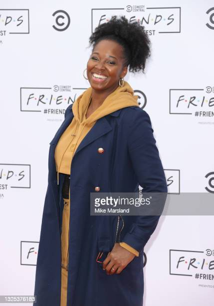 Jamelia during Comedy Central's FriendsFest: London Photocall at Clapham Common on June 24, 2021 in London, England.