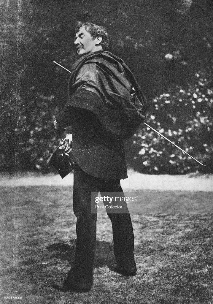 James Abbott McNeil Whistler 1885 (1939) : News Photo