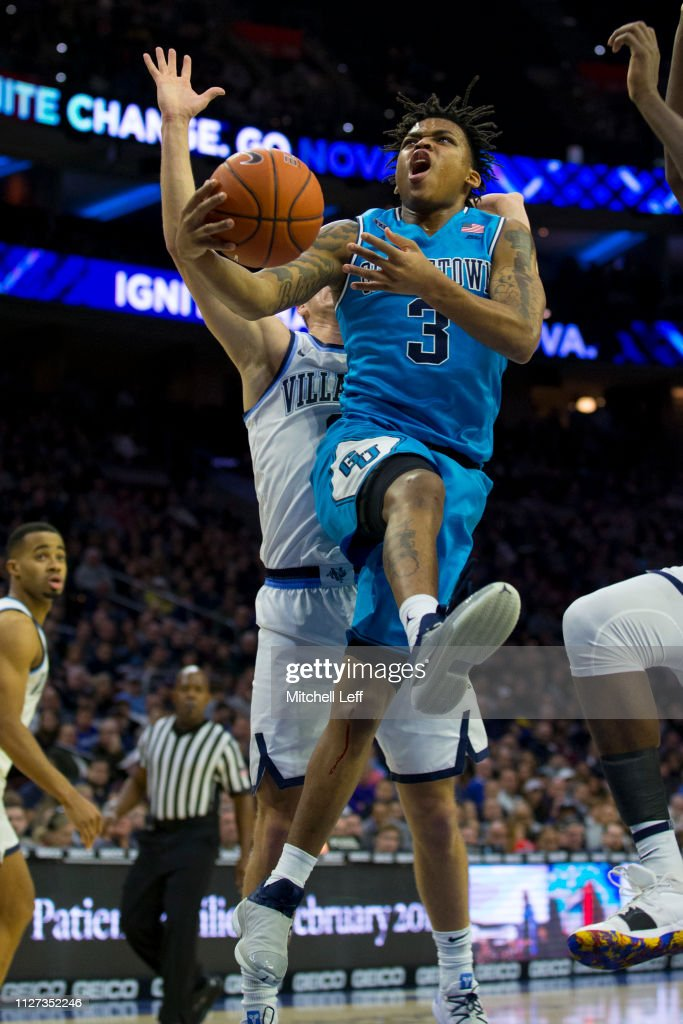 Georgetown v Villanova : News Photo