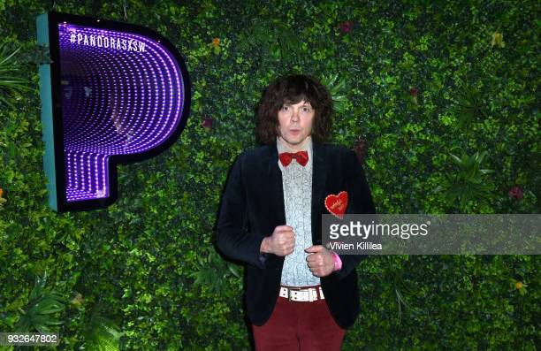 James Alex of Beach Slang attends Pandora SXSW 2018 on March 15 2018 in Austin Texas