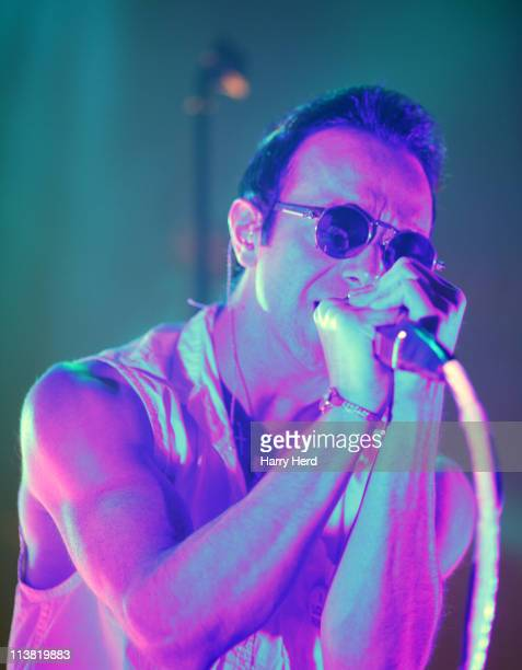 James Allan of Glasvegas performs at O2 Academy on May 6, 2011 in Bournemouth, England.