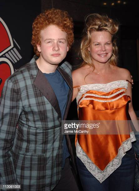 James and Kim Garfunkel during Rolling Stone Magazine Celebrates their 1000th Issue at Hammerstein Ballroom in New York City New York United States