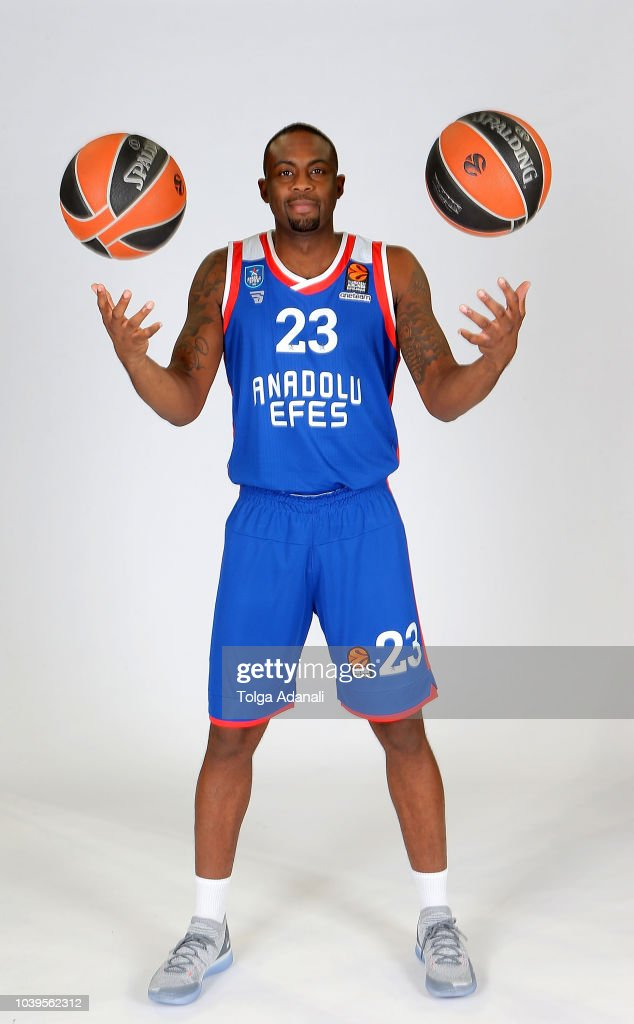 Anadolu Efes Istanbul - 2018/2019 Turkish Airlines EuroLeague Media Day