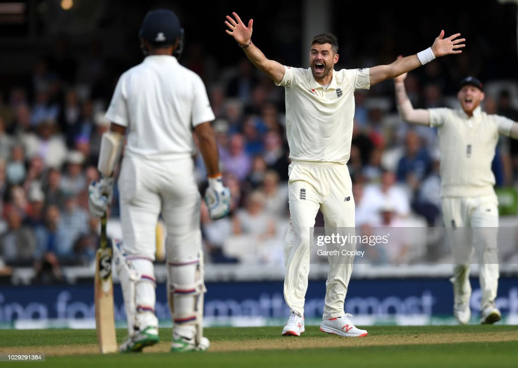 GBR: England v India: Specsavers 5th Test - Day Two