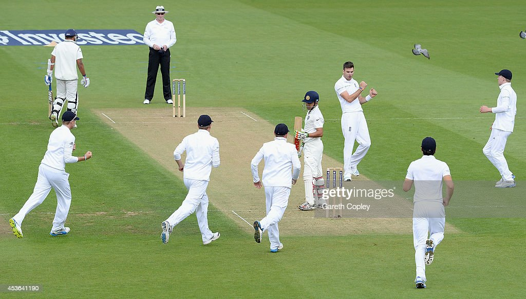 England v India: 5th Investec Test - Day One : News Photo