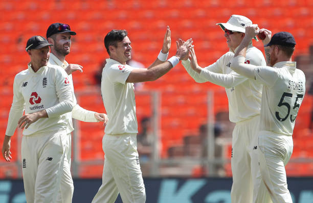 IND: India v England - 4th Test: Day Two