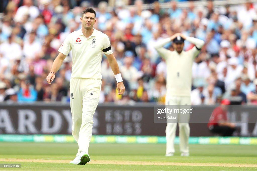 Australia v England - Second Test: Day 1 : News Photo