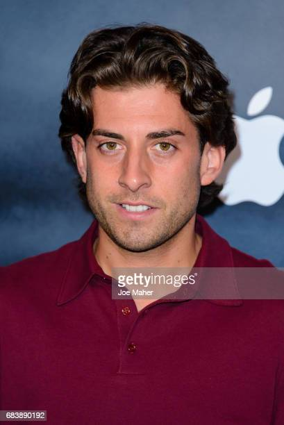 James Argent attends the London Screening of Can't Stop Won't Stop A Bad Boy Story at The Curzon Mayfair on May 16 2017 in London England