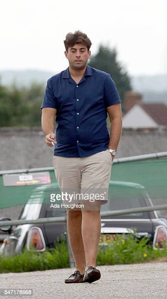 James Argent sighting on July 11 2016 in London England
