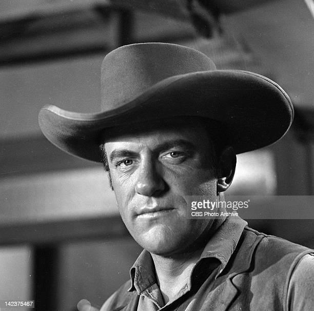 James Arness as Marshal Matt Dillon in the GUNSMOKE episode 'Peace Officer' Image dated June 22 1960