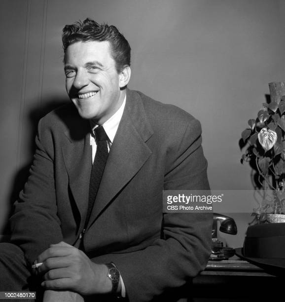 James Arness star of the CBS television western show Gunsmoke He is not in character March 25 1957 Los Angeles CA