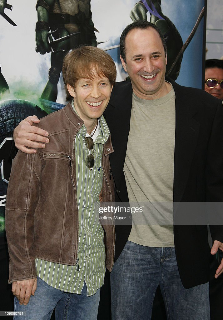 James Arnold Taylor and Mitche...