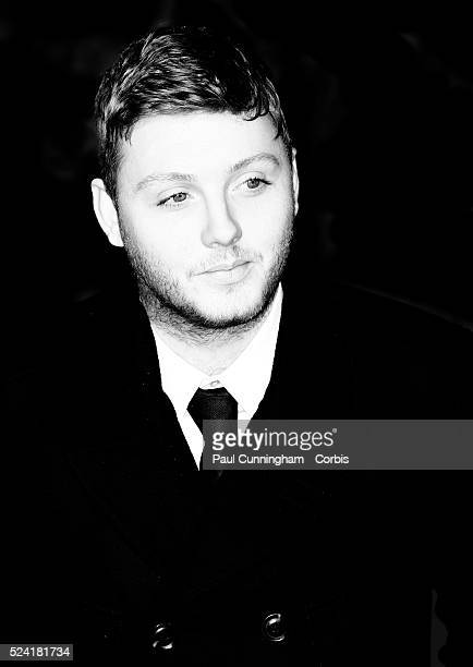 James Arthur at the film premier of Director Quentin Tarantino's movie premiere of Django Unchained, thriller about a slave-turned-bounty hunter on a...