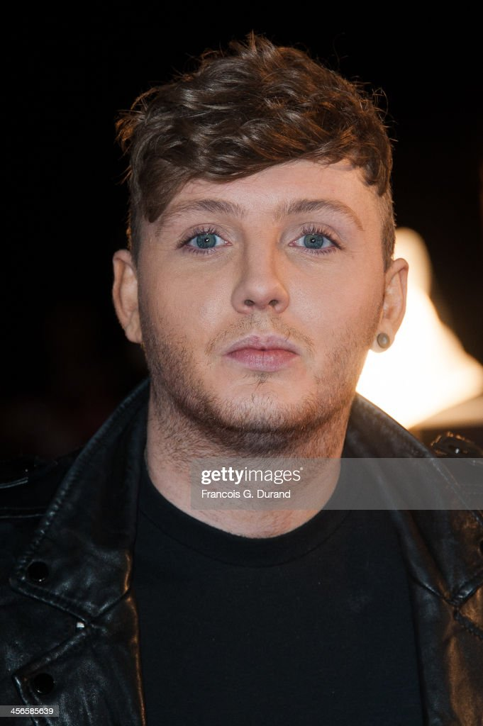 James Arthur attends the 15th NRJ Music Awards at Palais des Festivals on December 14, 2013 in Cannes, France.