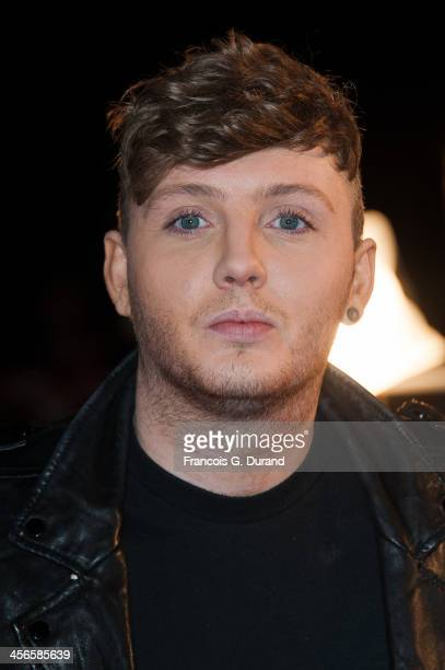James Arthur attends the 15th NRJ Music Awards at Palais des Festivals on December 14 2013 in Cannes France