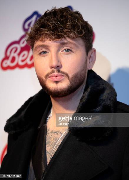 James Arthur attends the Capital FM Jingle Bell Ball at The O2 Arena on December 08, 2018 in London, England.