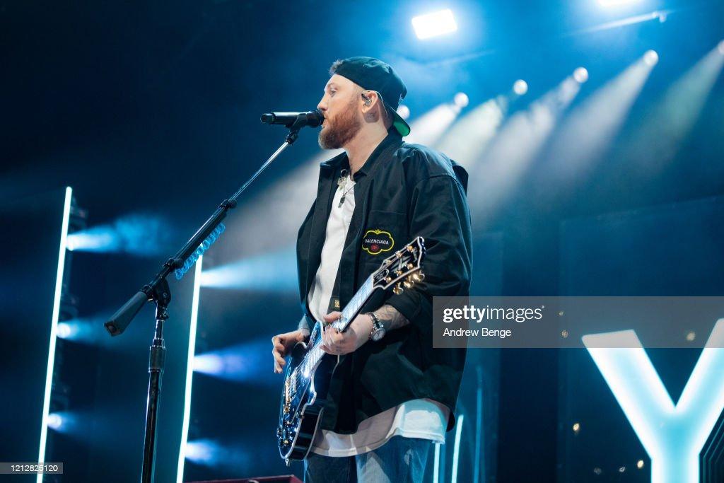 James Arthur Performs At First Direct Arena, Leeds : News Photo