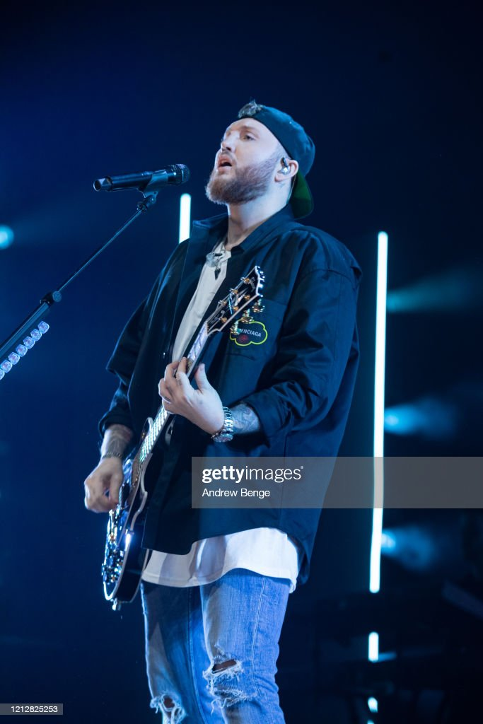 James Arthur Performs At First Direct Arena, Leeds : News Photo