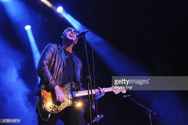 James Arthur performs at Indigo2 at The O2 Arena on May 28 2015 in London United Kingdom