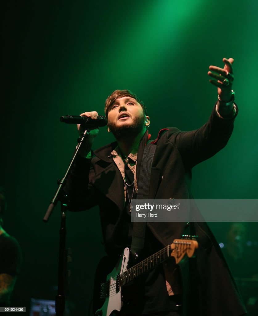 James Arthur Performs At The O2 Academy Bournemouth : News Photo