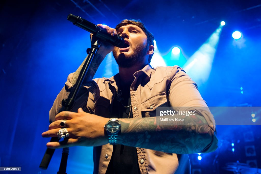 James Arthur Performs At Shepherd's Bush Empire : News Photo