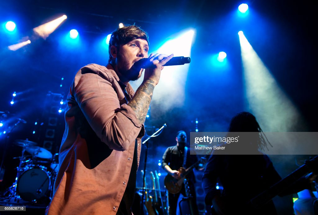 James Arthur Performs At Shepherd's Bush Empire