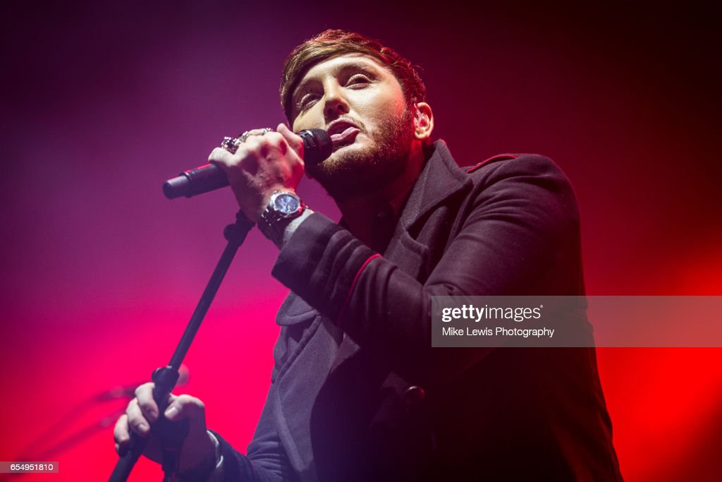 James Arthur Performs At St David's Hall