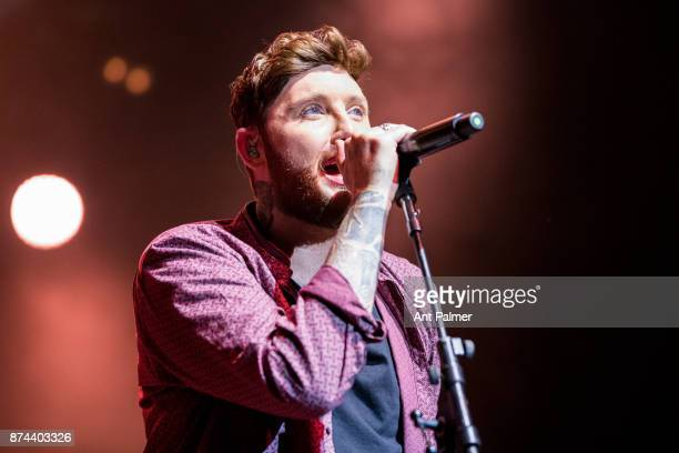 James Arthur performs live at the Palladium on June 6 2017 in Cologne Germany The former UK Xfactor winner is currently on tour supporting the...