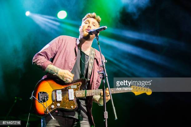 James Arthur performs live at the Palladium on June 6, 2017 in Cologne, Germany. The former UK X-factor winner is currently on tour supporting the...