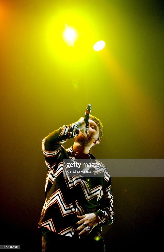 Key 103 Live! at Manchester Arena : News Photo