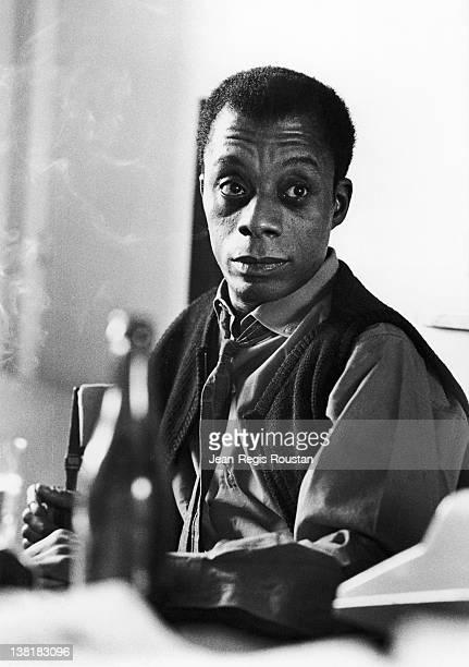 James Baldwin American writer 1964