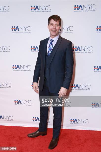 James Barbour during the Hotel Association of New York City hosts 'The Red Carpet Hospitality Gala' HANYC's Annual Dinner/Dance at Sheraton New York...